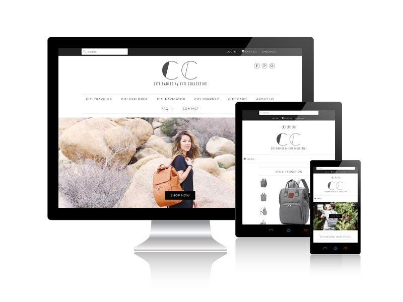 Citi Collective E-Commerce - Shopify